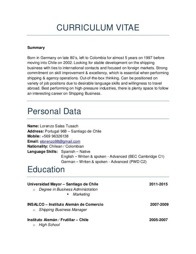 Education Section Resume Writing Guide Resume Genius Microsoft Word Lorenzo English Cv