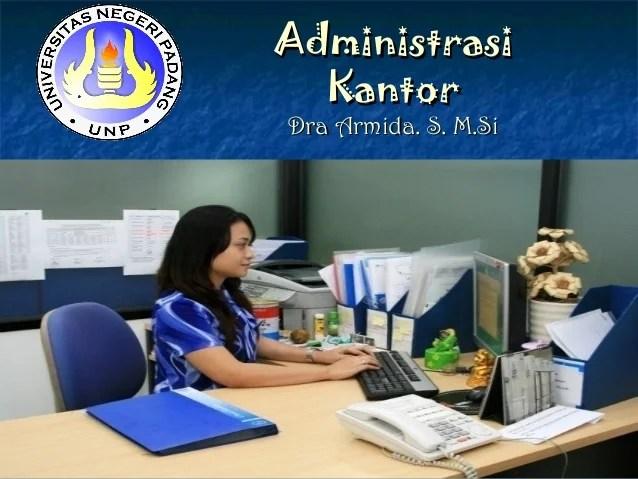 Makalah Administrasi Perkantoran Contoh Judul Karya Tulis Ilmiah Dalam Bentuk Makalah Administrasi Perkantoran