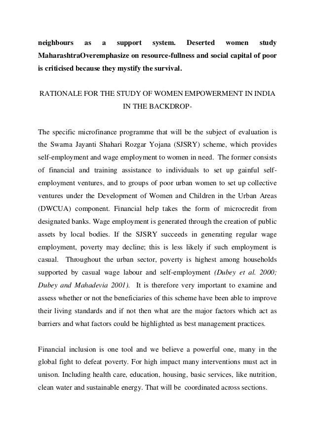 empowerment of women essay - Pinarkubkireklamowe