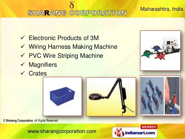 electrical wire harness course in pune
