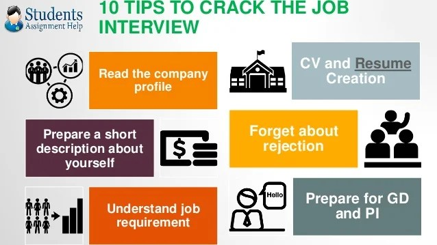 quick tips for a job interview interview the art of the interview