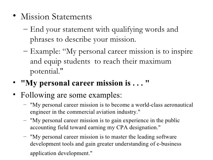 How To Write A Resume Branding Statement Drop Your Resume Objective Statement Career Rocketeer Effective Personal Branding