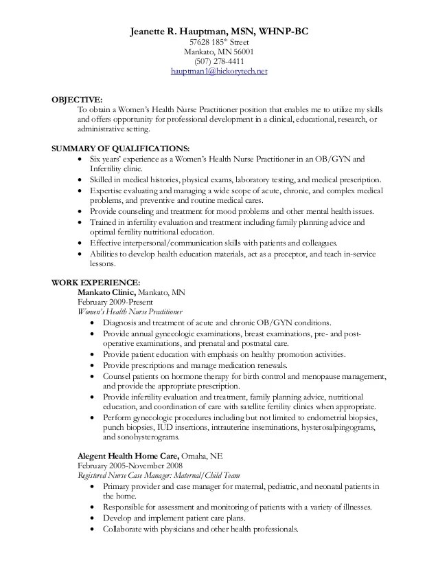 research resume template public health