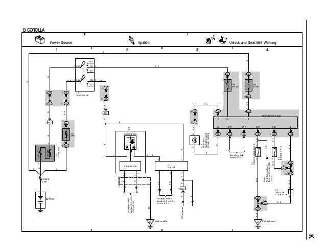 toyota forklift distributor wiring