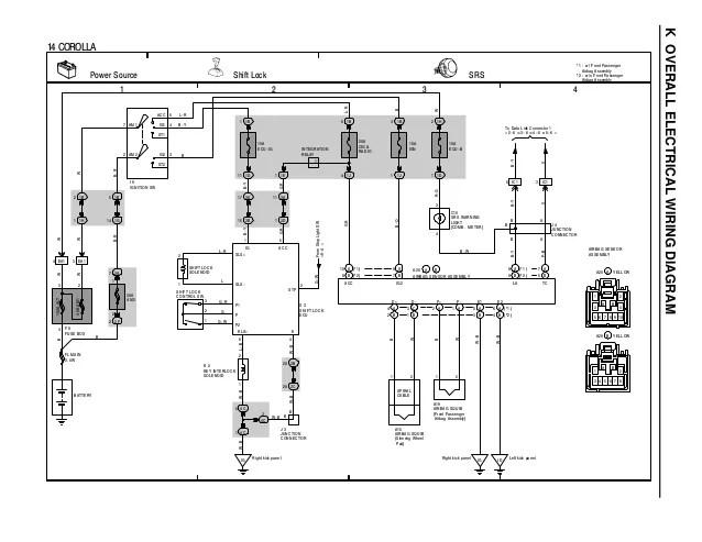 1994 ktm wiring diagram 1994 circuit diagrams