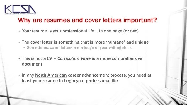 good cover letters for resumes