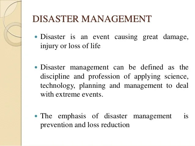 Case Study Definition Of Case Study By The Free Dictionary Gis In Disaster Management