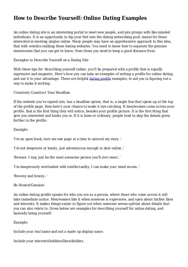 how to write essay about yourself example a different from how to - Essay About Yourself Examples