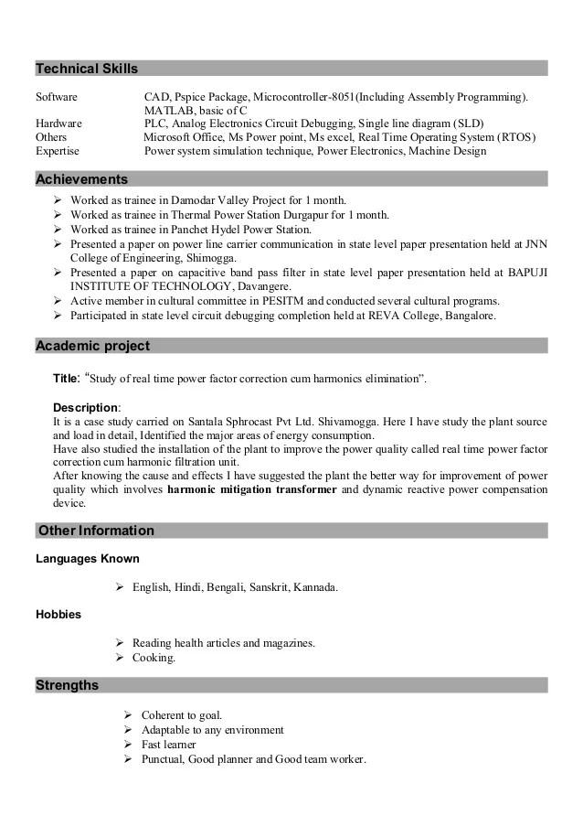 Pack Trainer Sample Resume oakandale - software trainer sample resume