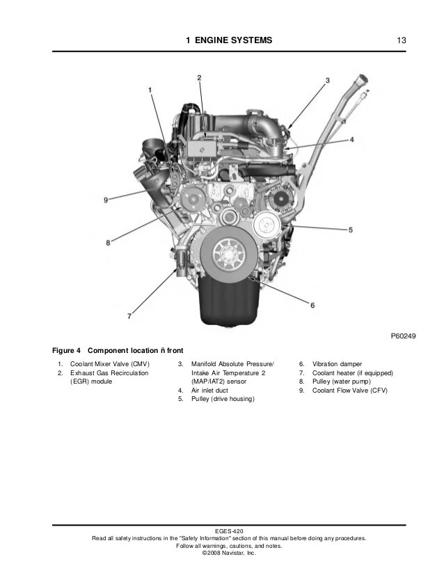 max force engine diagram