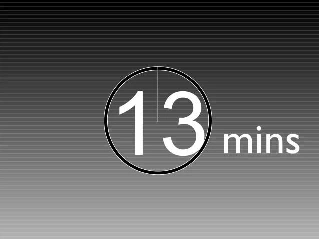 3 minute countdown timer - Blackdgfitness