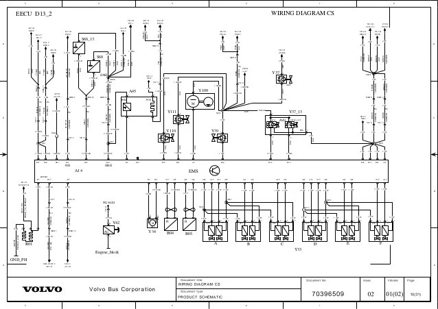 mid bus wiring diagrams