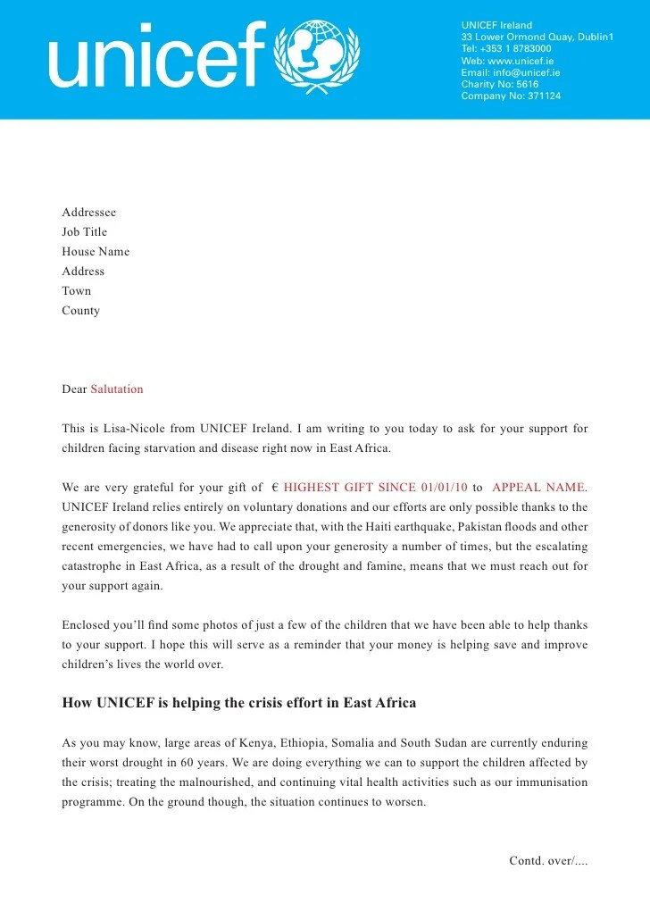 Cover Letter For Job Application In United Nations. United Nations ...