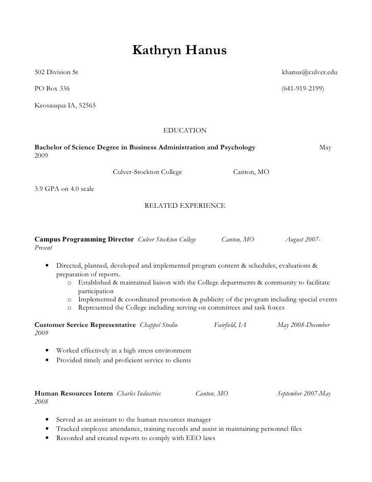 questionnaire for resume writer