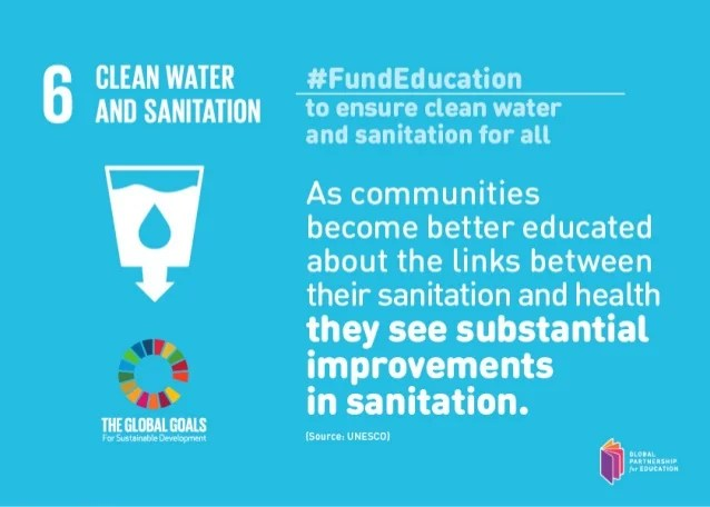 Clean Water Fundeducation Am San