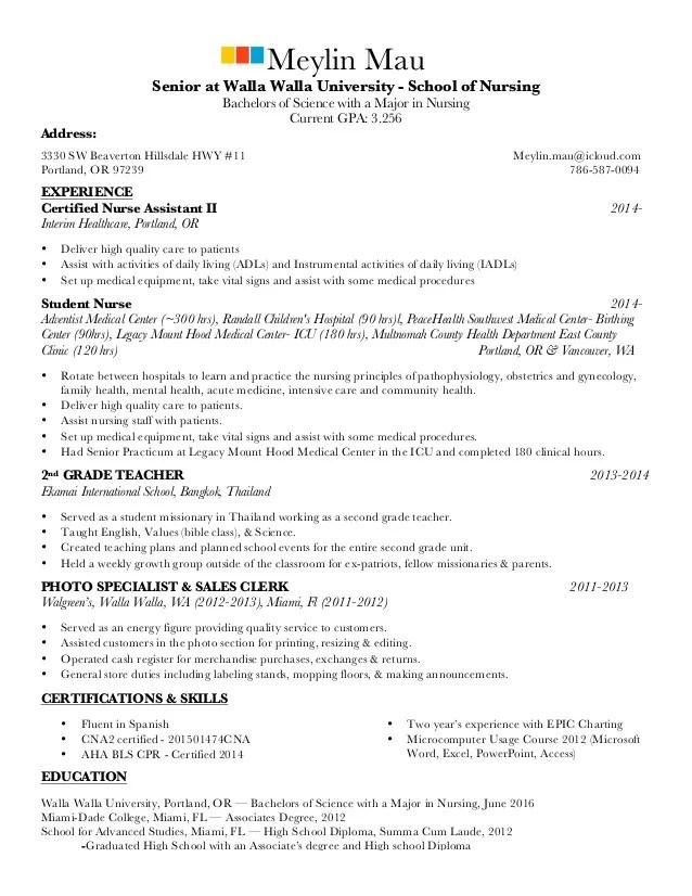 resume for residency - Goalgoodwinmetals - resume for residency