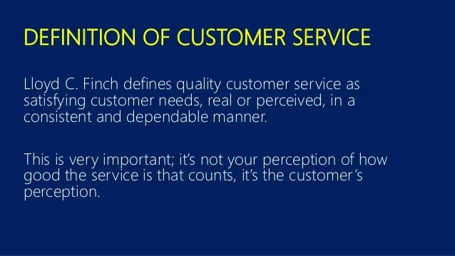 learn ways to provide good customer service in your business how