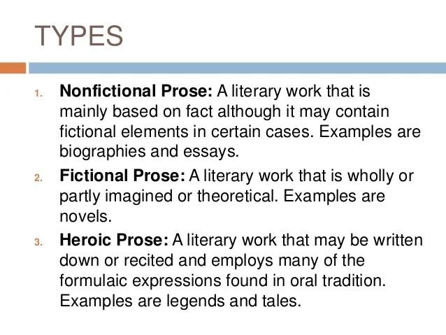 literary essays examples
