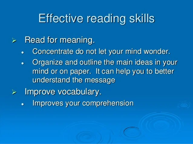 English For Business And Work Thoughtco 202 Reading And Comprehension
