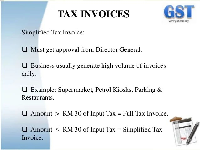 Sample Invoice With Service Tax | Resume Guide Educators