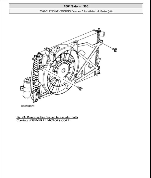 saturn ls series engine diagram