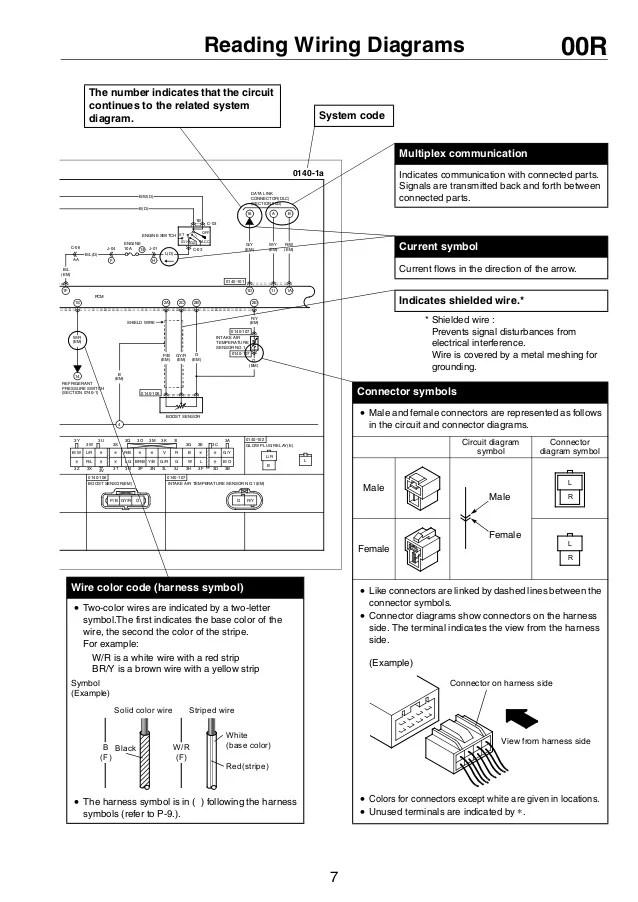 ford ranger mirror wiring
