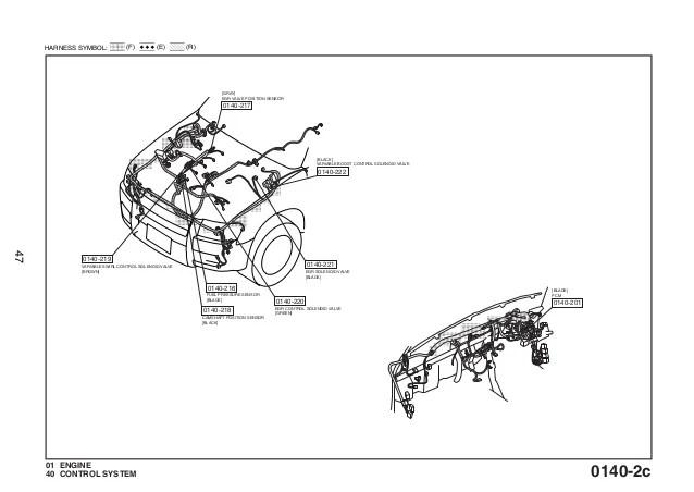ford ranger wl engine diagram