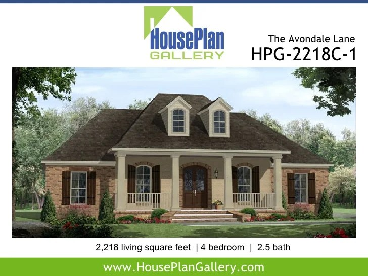 House Plan Gallery - Find Your Dream House Plans