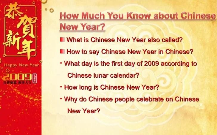chinese new year ppt - Pinarkubkireklamowe