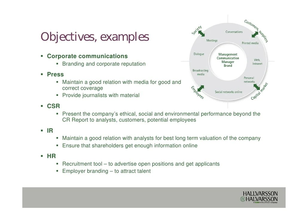 Examples Of Resume Objectives Resume Objective Examples 15 Top Resume Objectives Examples Roi For Online Corporate Communications B 2010 09 30