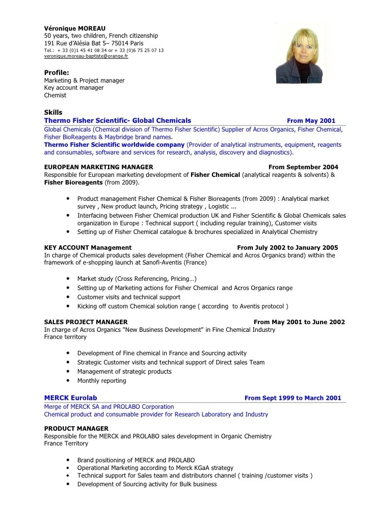 Linked In Resume 2010 English Cv Vmb Thermo