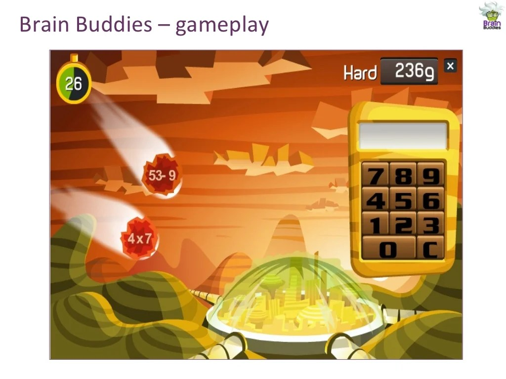 Cuisine Gameplay Brain Buddies Gameplay