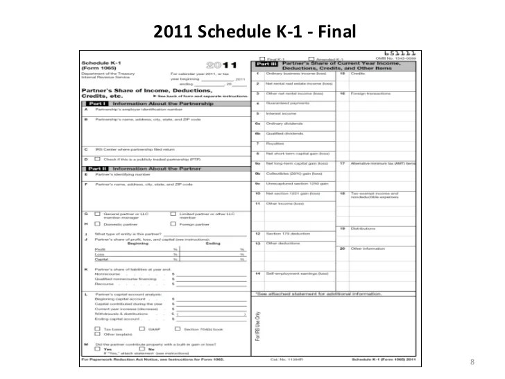 Irs Form K 1   Professional resumes sample online