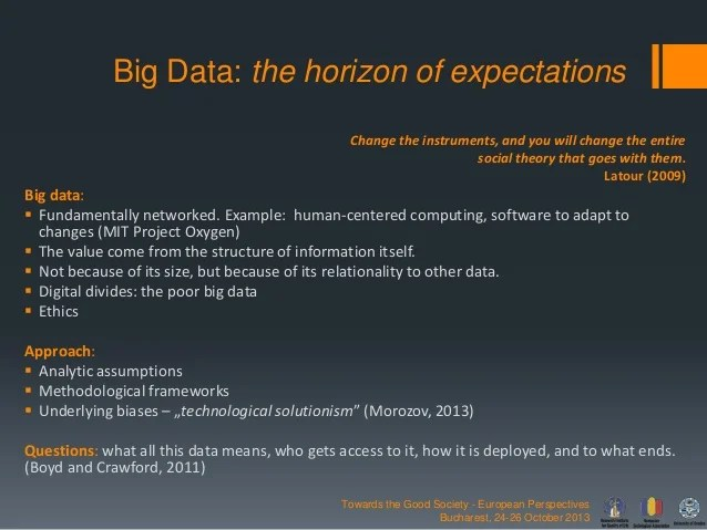 big data cv example