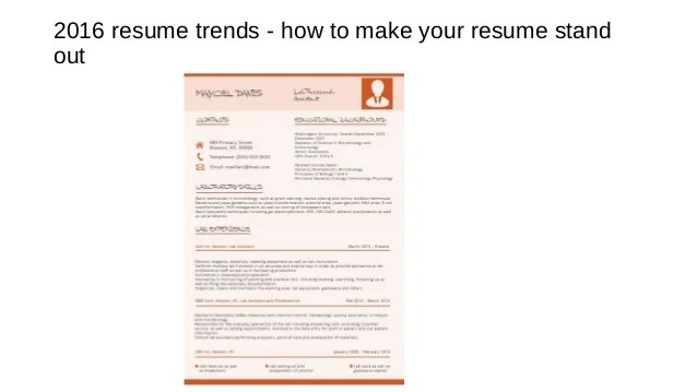 making a resume stand out - Alannoscrapleftbehind - resumes that stand out