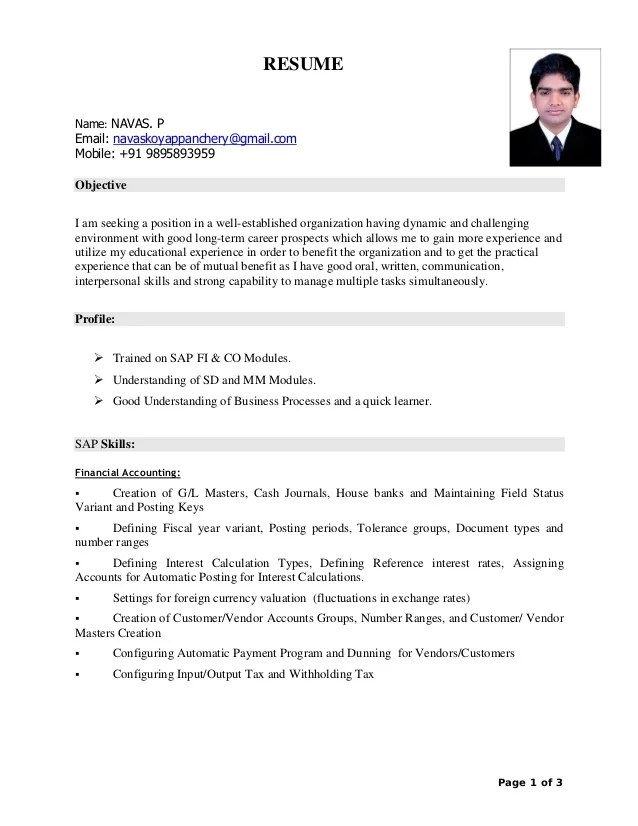 Sample Cv Template 8 Download Free Douments In Pdf Word Resume - Best Cv Format Pdf
