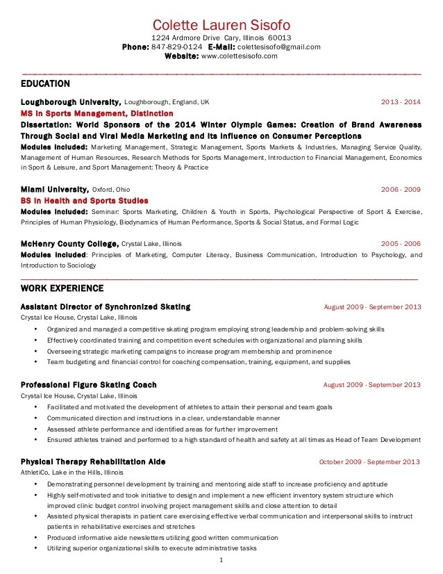 picture on resume usa