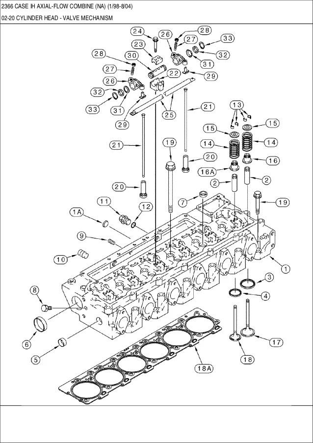 case ih 1660 wiring schematic