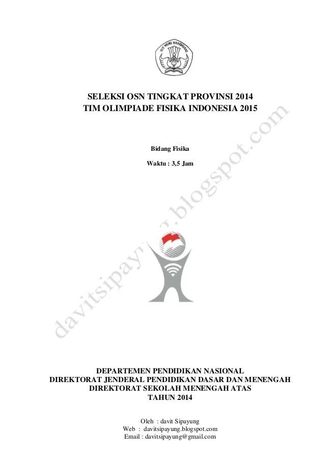 Rpp Fisika Smk Kls X Kurikulum 2013 Zainalblog Pembahasan Osn Matematika Smp 2014 Tingkat Provinsi Share The