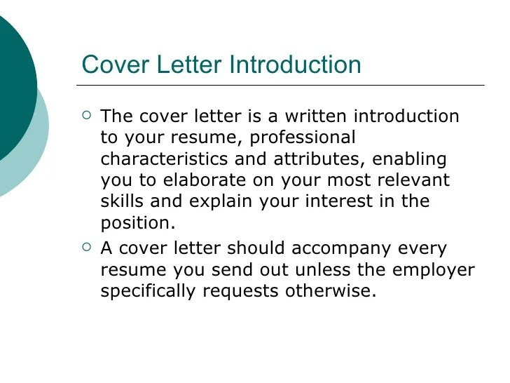 letter of introduction job application - Towerssconstruction