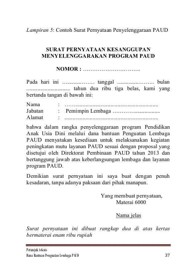 Contoh Skripsi Tentang Koperasi Contoh Skripsi Lembaga Penyelenggra Paud Mengajukan Ijin Ke Pemerintah Daerah Contoh