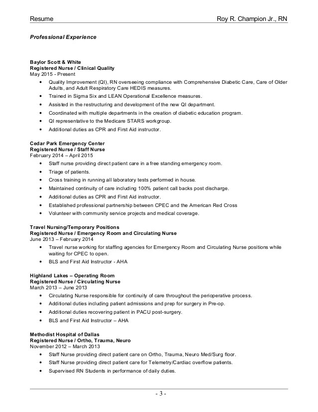 sample icu rn resumes - Minimfagency - triage nurse sample resume
