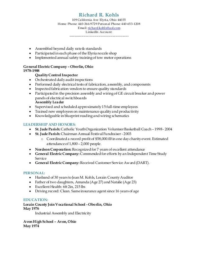 resume date format