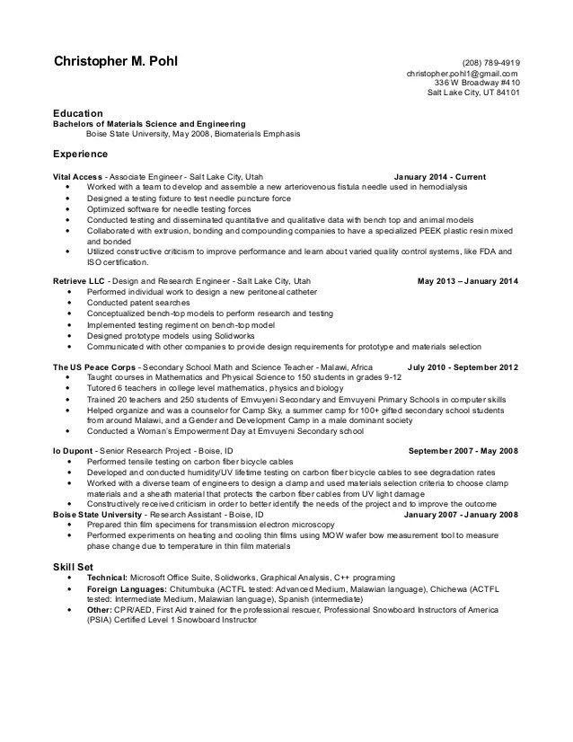 resume no objective - Doritmercatodos - objective it resume