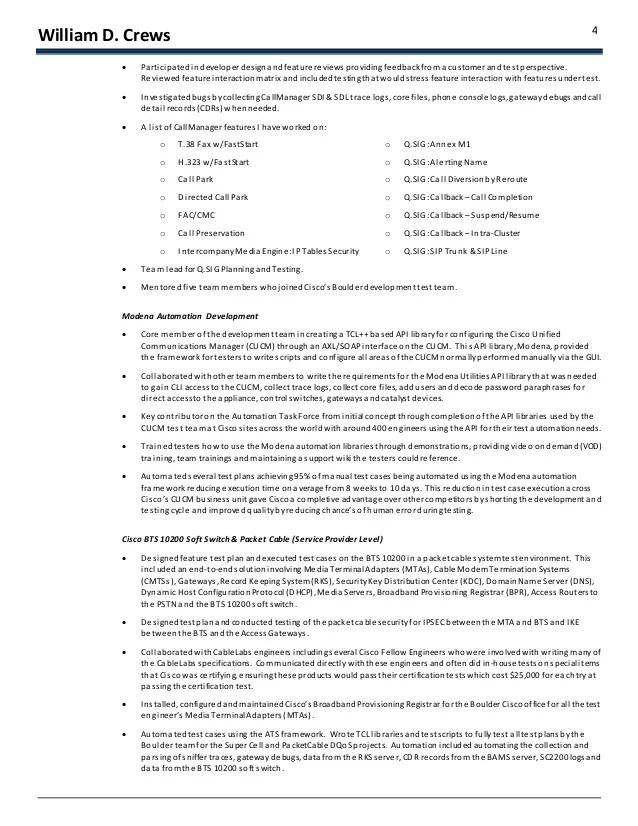Iphone Programmer Sample Resume Application Developer Resume