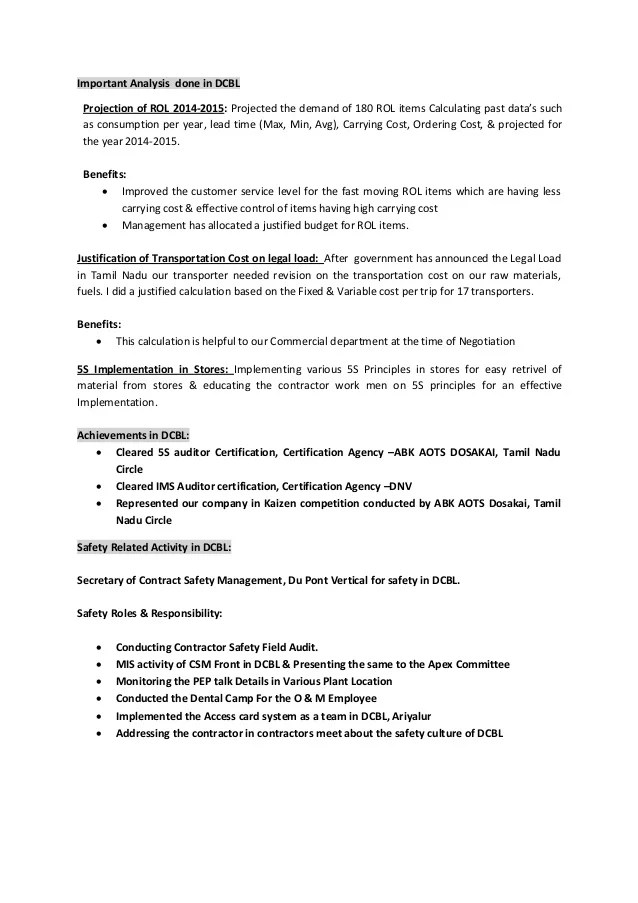 inventory controller resumes - Josemulinohouse