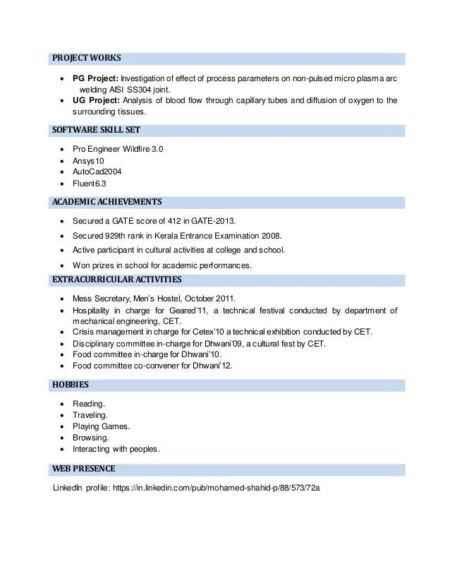 welding engineer resumes - Boatjeremyeaton - resume for welder