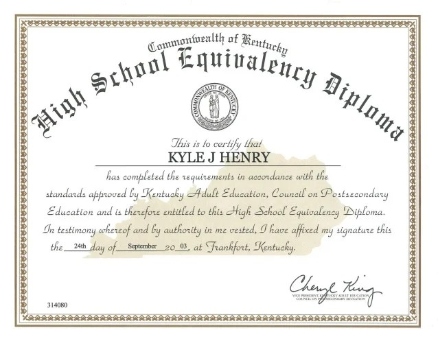 16 ged certificate template download images free ged