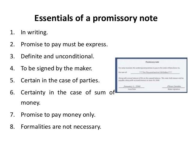 promise note - Onwebioinnovate