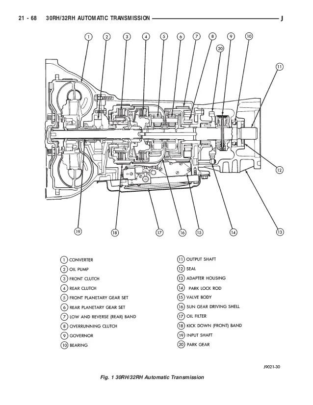 32rh wiring diagram